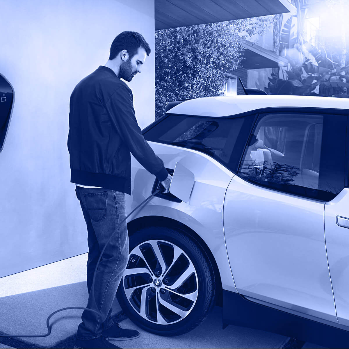Techproserv - Electric Vehicle Charge Point Installations