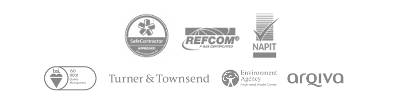 TechProServ - Accreditations